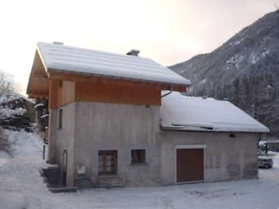 Chalet Timide Picture