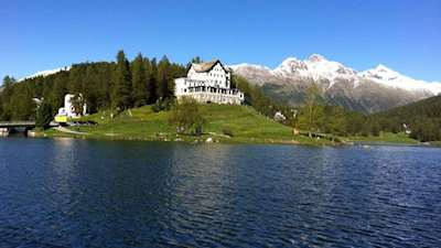 Hotel Waldhaus Am See Picture