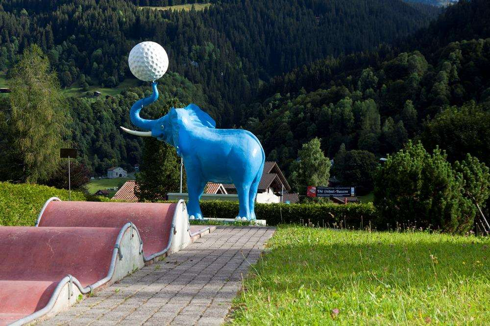 Hotel Sport Klosters Picture