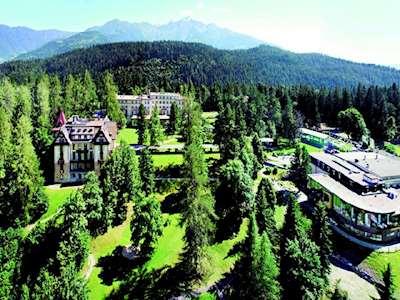 4*Sup. Chalet Belmont im Waldhaus Flims Mountain Resort & Spa Picture