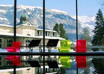 5*Superior Grand Hotel im Waldhaus Flims Mountain Resort & Spa Picture