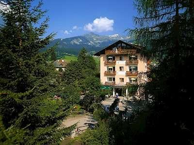 Hotel Cresta Flims Waldhaus Picture