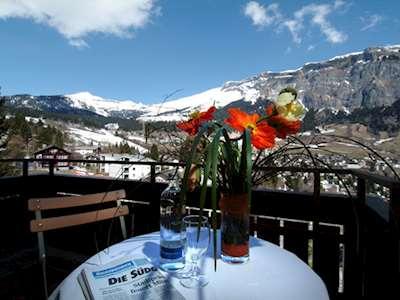 Hotel Mira Val Flims Waldhaus Picture