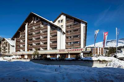 Hotel Laaxerhof Picture