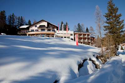 Hotel Seebüel Picture