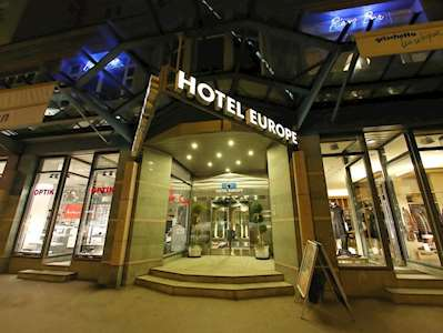 Hotel Europe Picture