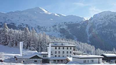 Kessler's Kulm Davos Picture