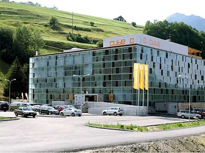 CUBE Hotel Picture