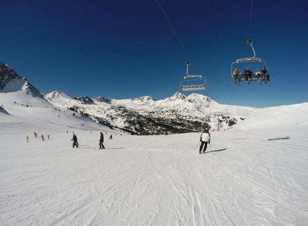 pas de la casa skiing holidays | ski holiday pas de la casa