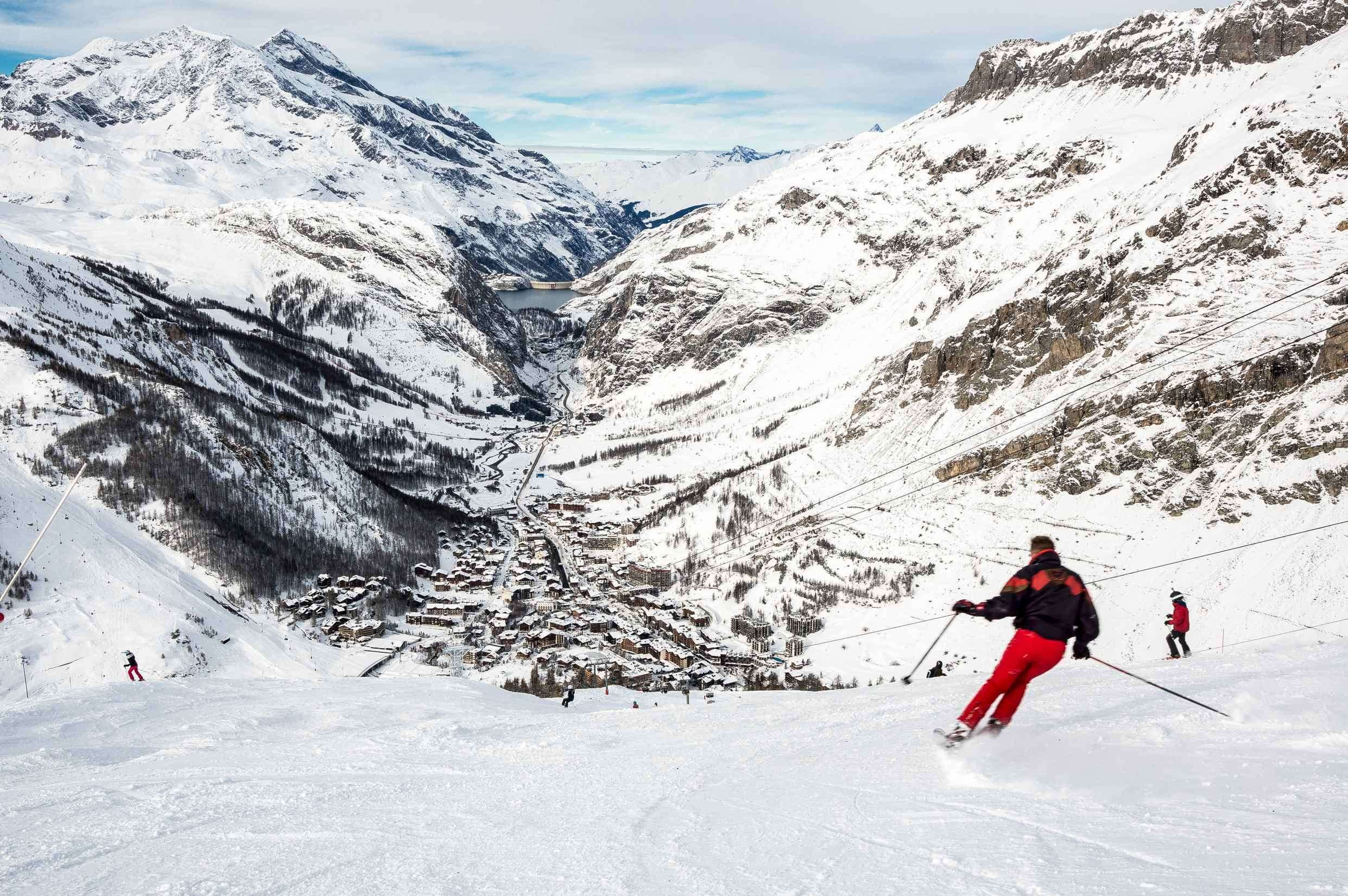 val d'isere ski holiday