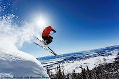 Jackson Hole ski sholiday