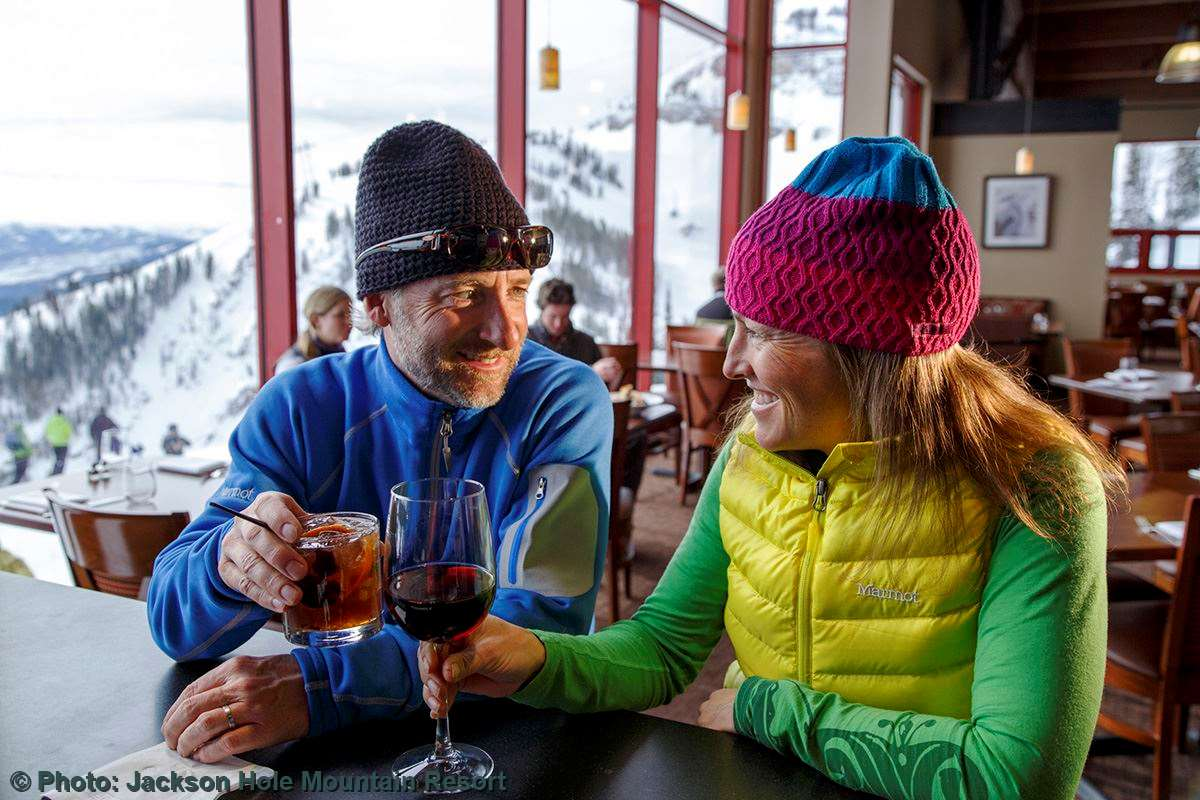 Jackson Hole ski holiday