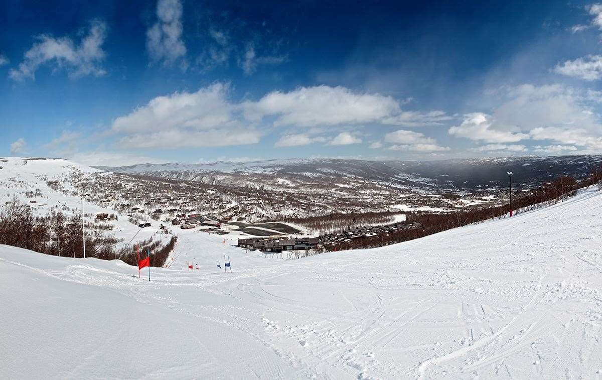 skiing-in-norway-Geilo-landscape