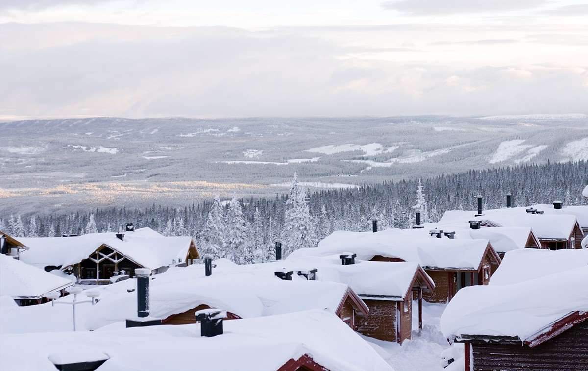 ski holidays in Trysil Norway