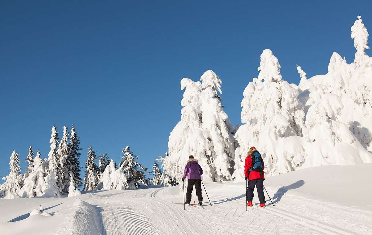 ski holidays in Lillehammer Norway