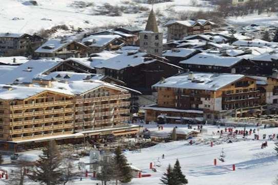 Hotel Le Yule Val D Isere France Iglu Ski