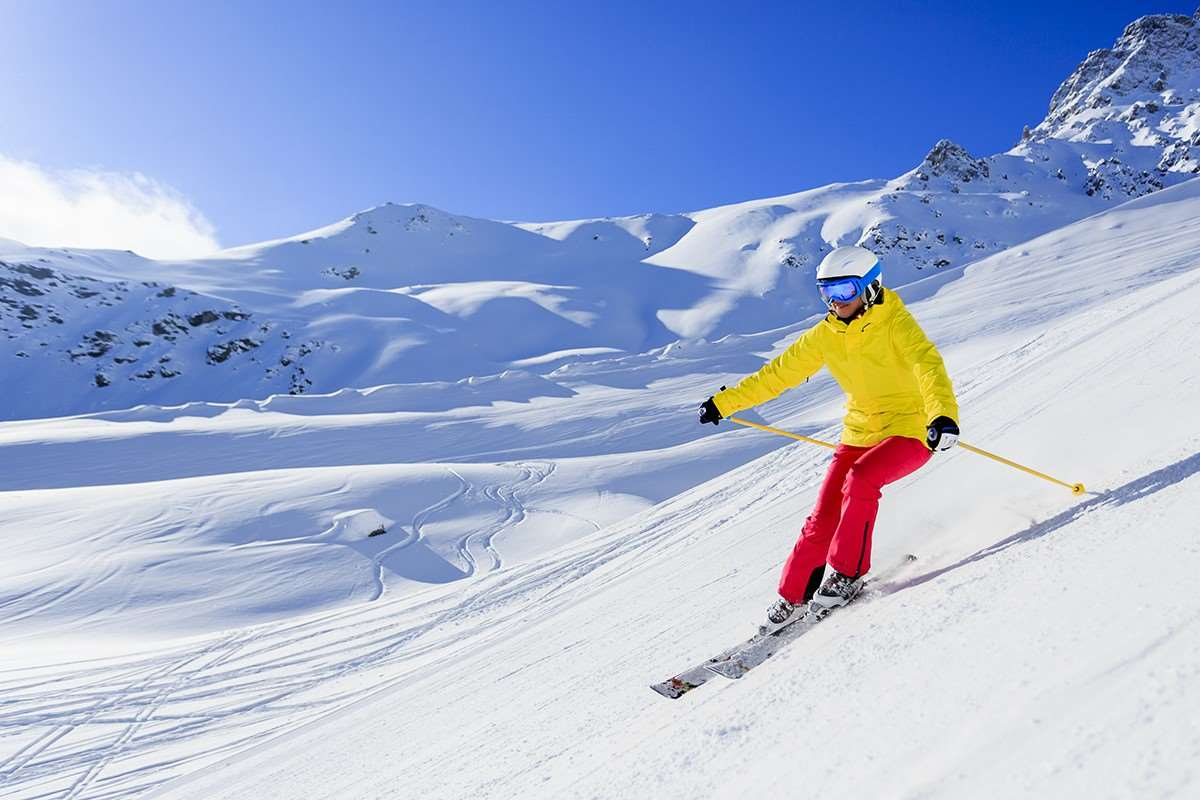 ski holidays in Brand and Burserberg