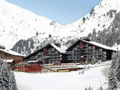 Maeva Residence Les Bleuets Picture