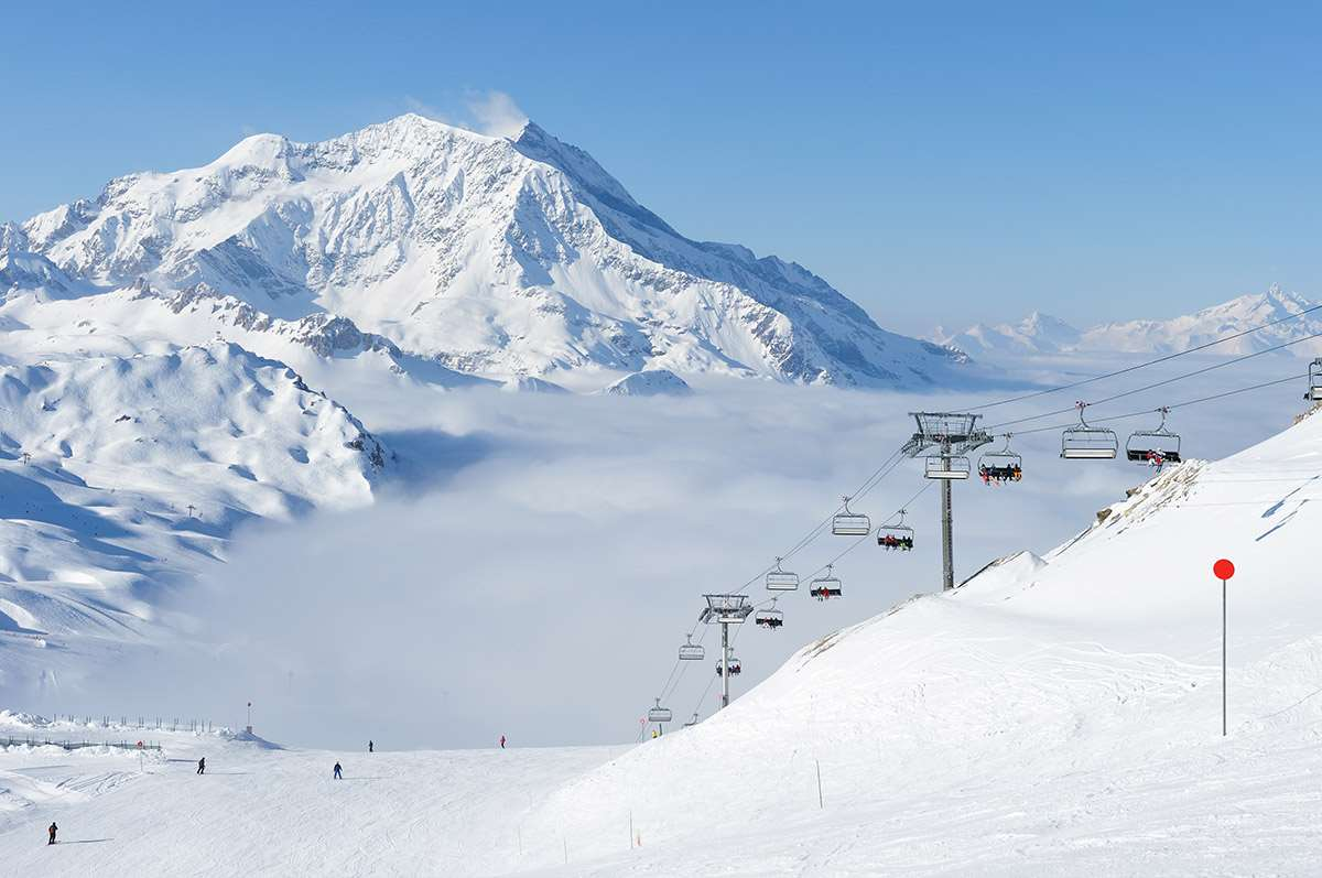 ski holidays in Val d'isere