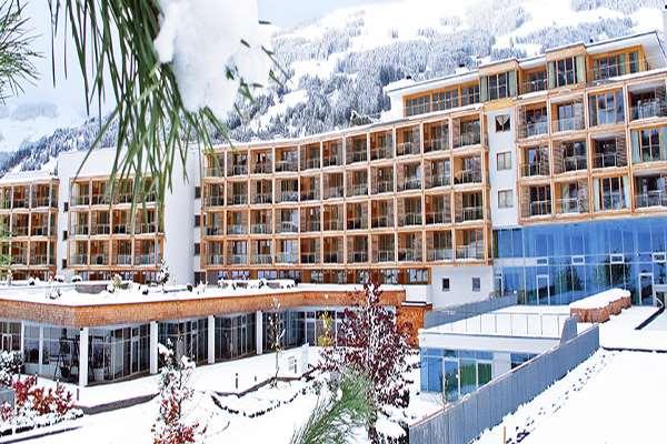 Kempinski Hotel Das Tirol Jochberg Kitzbuhel Austria