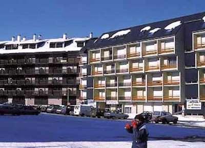 Les Residences Pla D'adet Picture