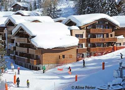 Les Chalets Edelweiss Picture