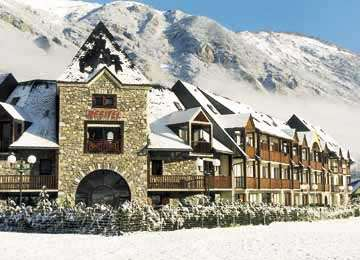 Les Residences Saint-Lary Picture