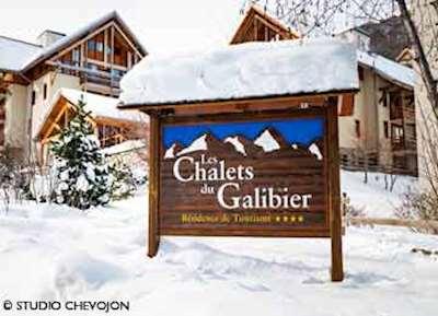 Les Chalets Du Galibier Picture