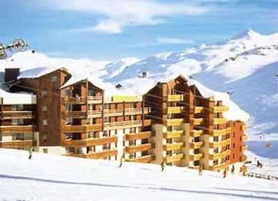 Residence Le Chamois D'or Picture