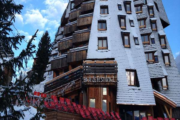 hotel des dromonts avoriaz france iglu ski. Black Bedroom Furniture Sets. Home Design Ideas