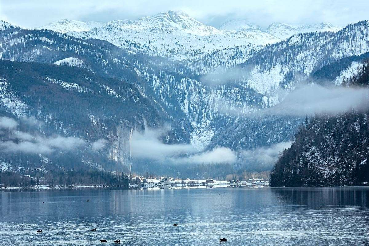 Altaussee skiing