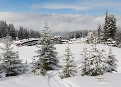 Ski holidays in Pamporovo