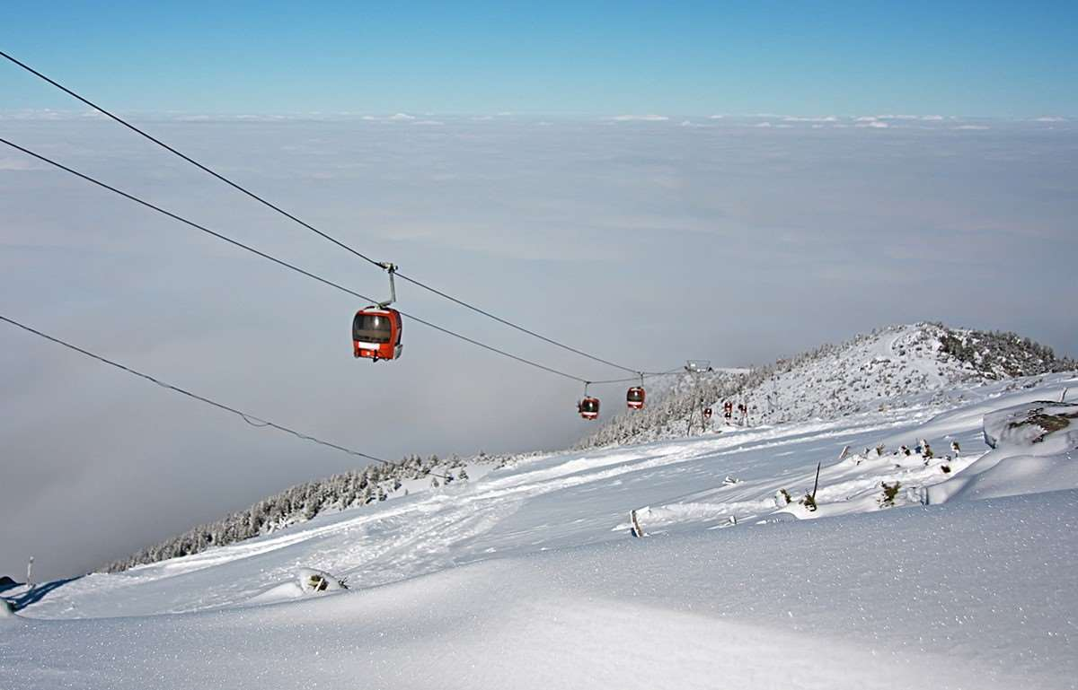 Ski holidays in Borovets