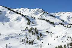 Ski holidays in Bacqueira