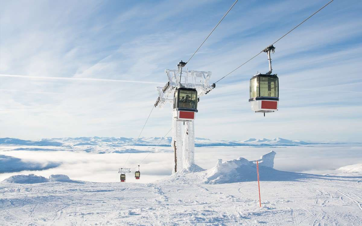 Ski holidays in Are, Sweden