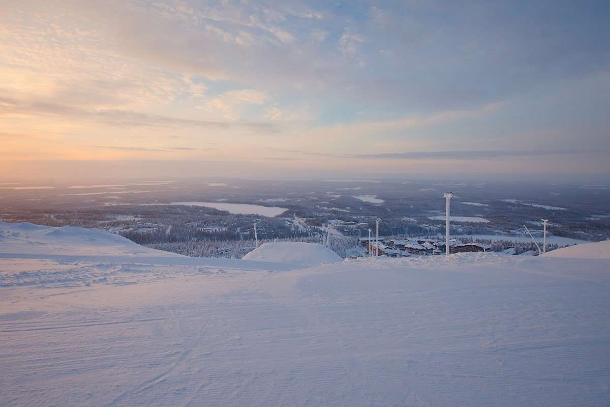 Ski holidays in Lapland, Yllas in Finland