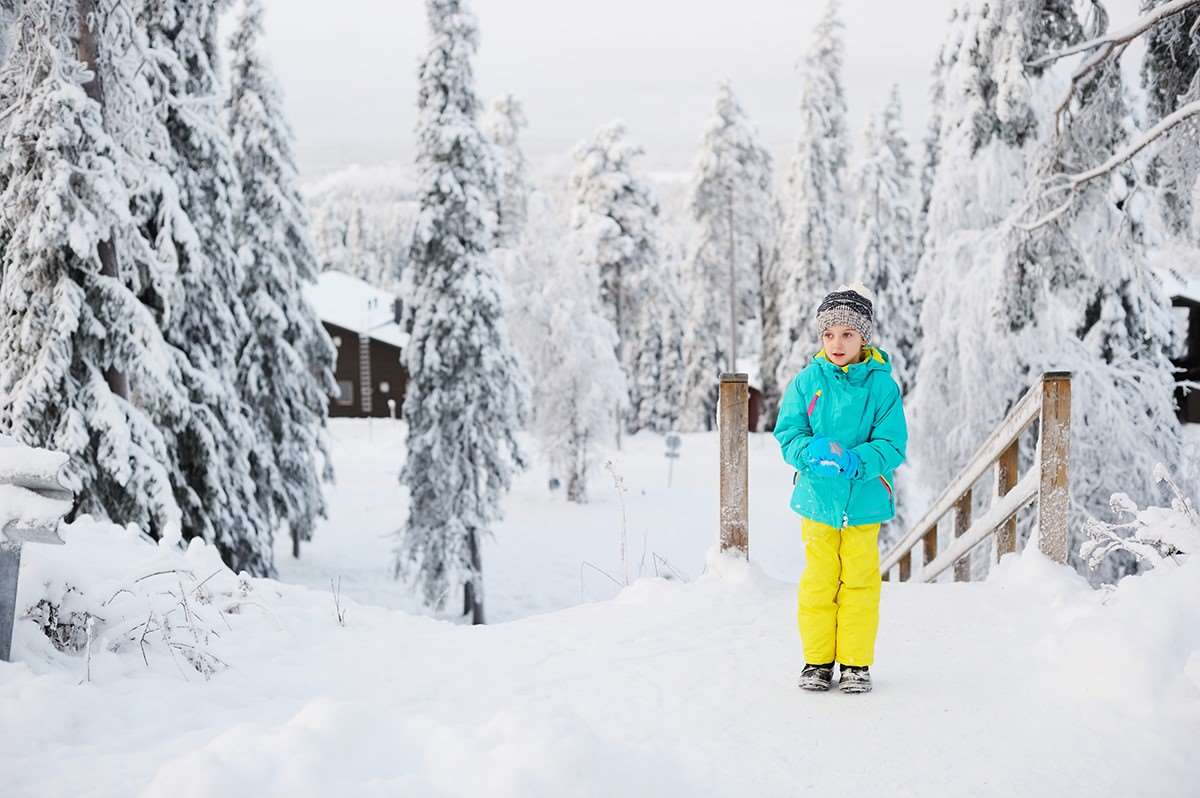 Ski holidays in Finland