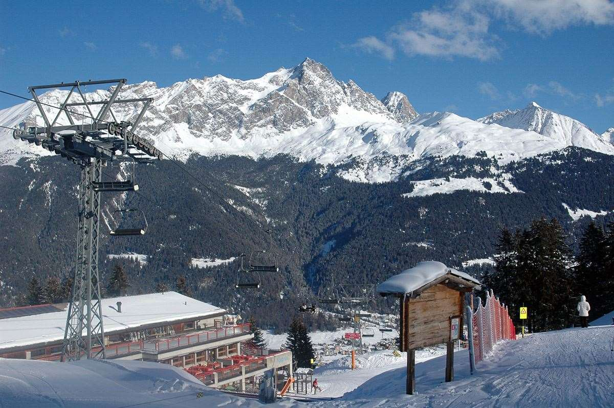 Ski holidays in Savognin, Switzerland