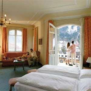 Skiing in Hotel Europe