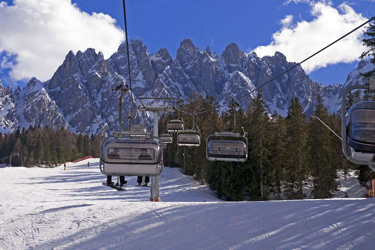 Ski holidays in San Candido