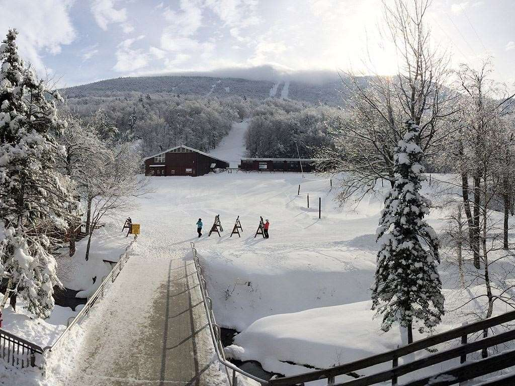 Ski holidays in New Hampshire
