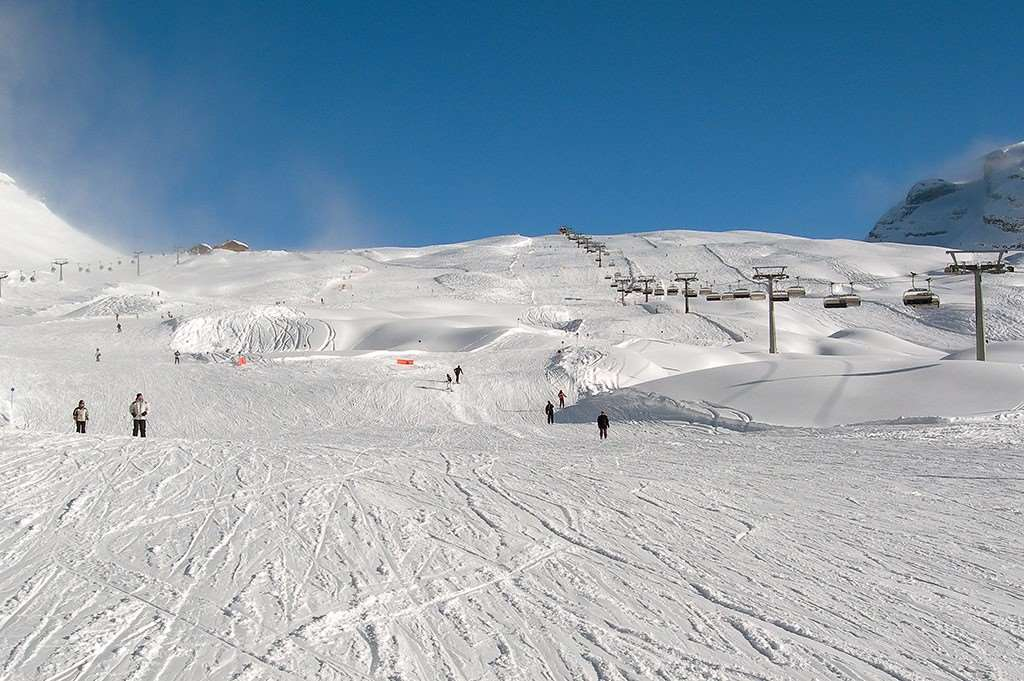Folgarida ski resort