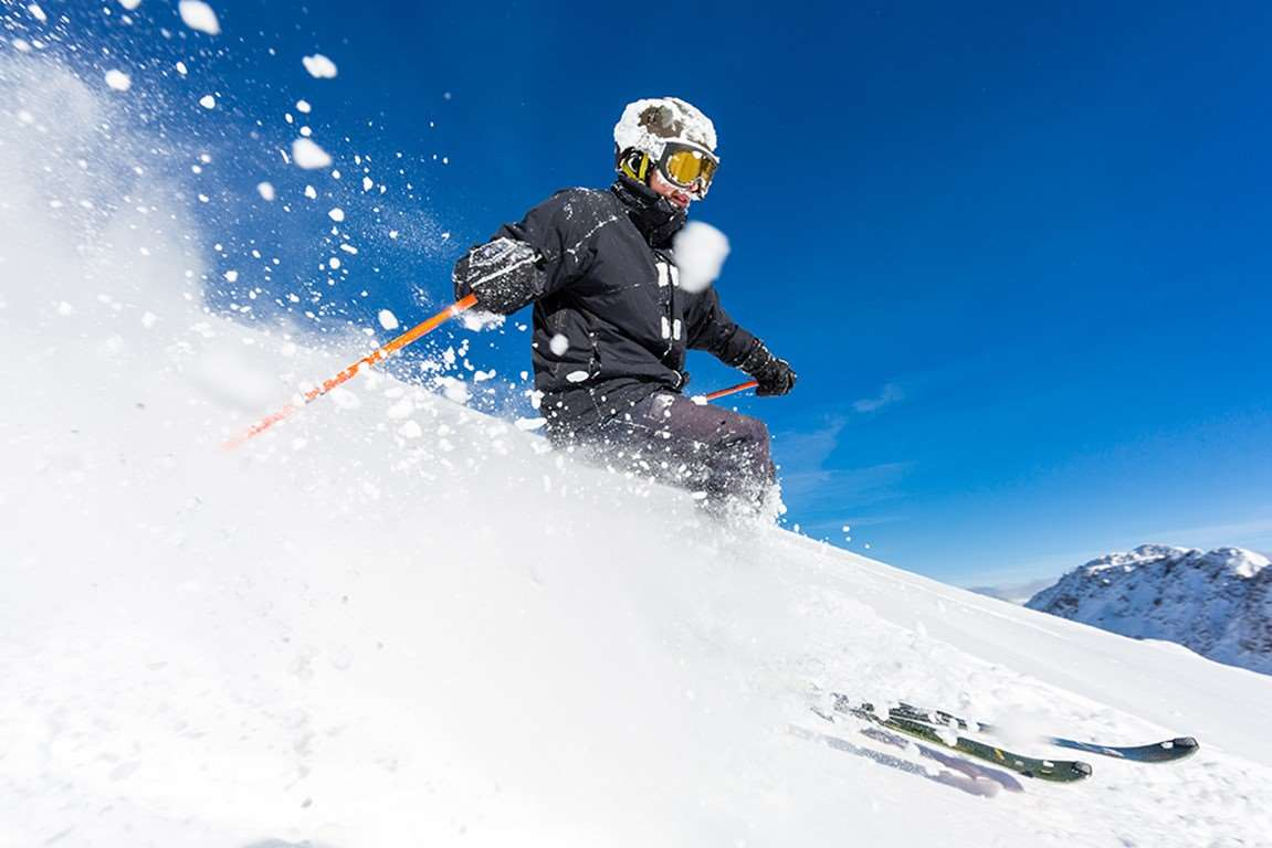 Crested-Butte ski resort