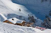 montchavin ski resort