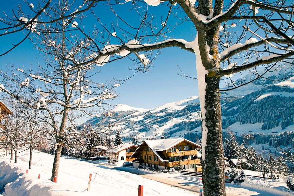 Adelboden ski resort