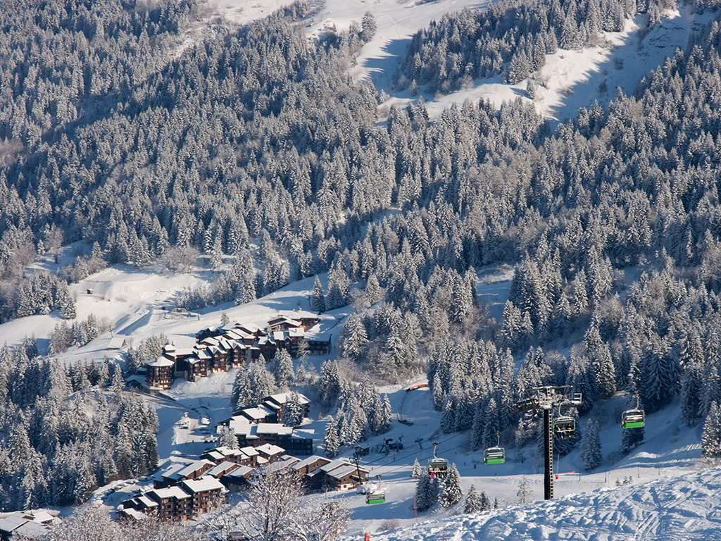 Ski holidays in Valmorel