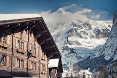 Grindelwald ski resort