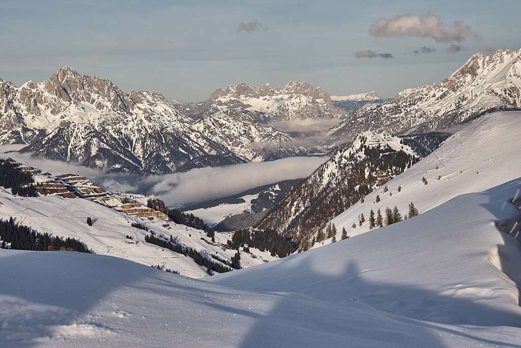 hinterglemm ski resort