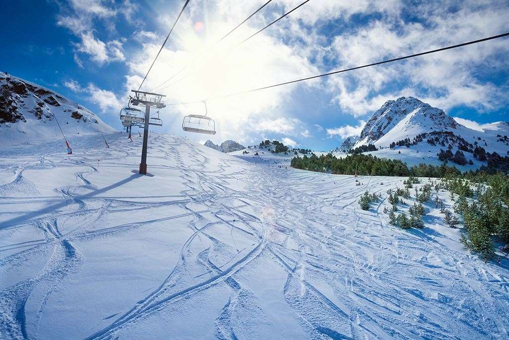 andorra ski resort