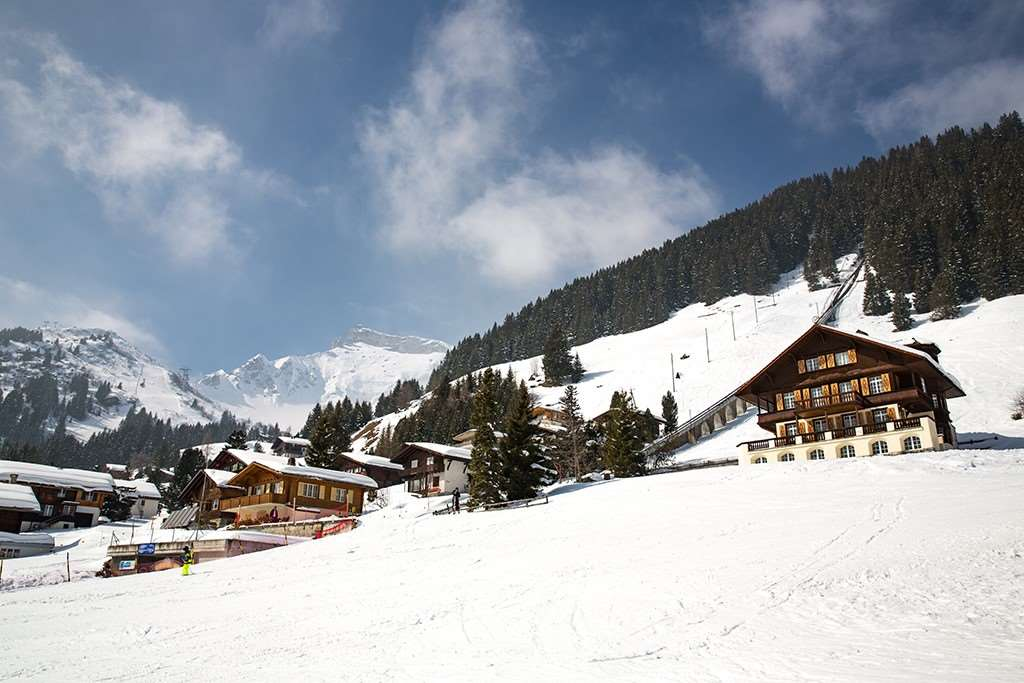 murren ski resort